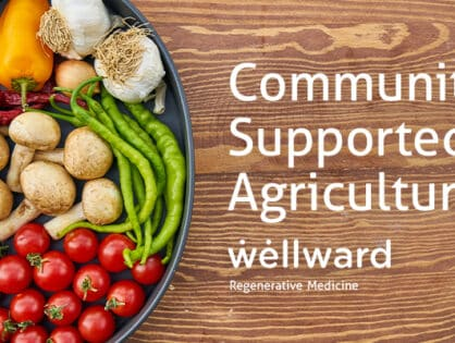 Get Local Farm-fresh Food Right Here at Wellward!